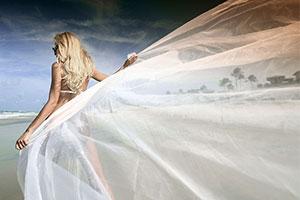 Ibiza wedding dress