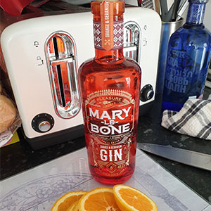 mary-le-bone gin wedding gift