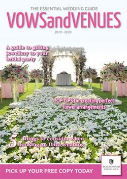 Vows and Venues Latest Issue