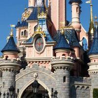 Castle at a Disney Wedding