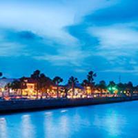 romantic honeymoon hotspot in Florida