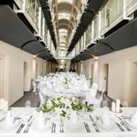 After a unique and exclusive wedding venue? How about this Victorian prison?