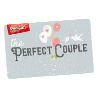 Wedding gift card from One4all
