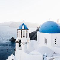 Santorini - instagram holiday destination