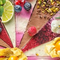 Vegan wedding desserts