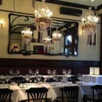 London Chic wedding at Angelus Restaurant