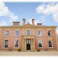 Garthmyl Hall, Powys, Wales, beautifully restored exclusive wedding venue